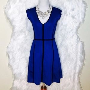 French Connection Royal Blue Dress